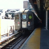 Photo taken at MTA Subway - 4th Ave/9th St (F/G/R) by #Garfield on 7/25/2012