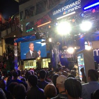 Photo taken at 2012 Democratic National Convention | #DNC2012 by Jessica on 9/7/2012