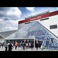 Photo taken at ExCeL London by Ioan S. on 8/10/2012