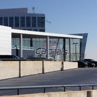Photo taken at Kettler Capitals Iceplex by Dave on 2/18/2012