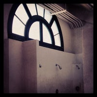 Photo taken at Natatorium by Aaron on 8/30/2012