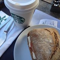 Photo taken at Starbucks by Fatih U. on 9/3/2012
