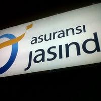 Photo taken at Asuransi Jasa Indonesia (Jasindo) by sunu j. on 7/18/2012