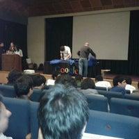 Photo taken at Edificio T - UTFSM by Jorge N. on 4/27/2012