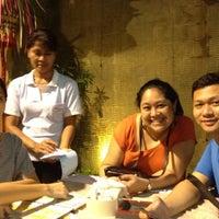 Photo taken at Mini Restaurant & Bar by Cherrie ann R. on 3/24/2012