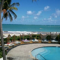 Photo taken at El San Juan Hotel & Casino by Tara F. on 3/15/2012