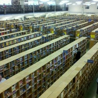 Photo taken at McKay Used Books, CDs, Movies & More by Timothy H. on 5/13/2012