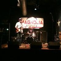 Photo taken at Magnolia Motor Lounge by Abel M. on 7/13/2012