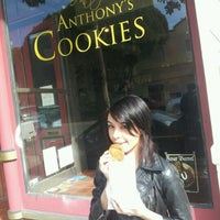 Photo taken at Anthony's Cookies by Edelita V. on 2/26/2012