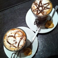 Photo taken at Terzetto Café by Ed S. on 8/13/2012