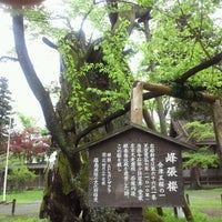 Photo taken at 蚕養國神社 by Toyohiko Y. on 5/4/2012