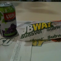 Photo taken at Subway by Leandro D. on 8/7/2012