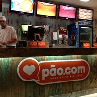 Photo taken at Amo Pão.com by    Diogo R. on 6/16/2012