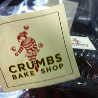 Photo taken at Crumbs Bake Shop by Molly H. on 8/27/2012