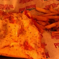 Photo taken at Penn Station East Coast Subs by Jaqutia S. on 5/26/2012