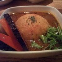 Photo taken at スープカリー OASIS by maknak on 2/25/2012