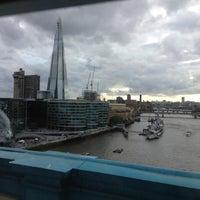 Photo taken at Tower Bridge Exhibition by Jo J. on 6/22/2012