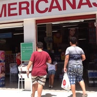 Photo taken at Lojas Americanas by Marco Antonio S. on 7/29/2012