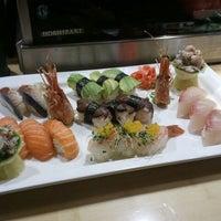 Photo taken at Nama Sushi Bar by J S. on 3/5/2012