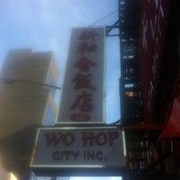 Photo taken at Shan Dong Fried Dumpling by Payne G. on 7/25/2012