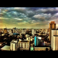 Photo taken at GMM Grammy Place by Champ W. on 6/13/2012