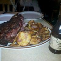 Photo taken at Arthur's Steak House & Pub by Reza K. on 8/4/2012