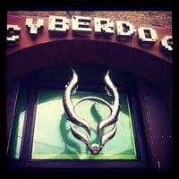 Photo taken at Cyberdog by Derek Y. on 4/27/2012