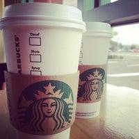 Photo taken at Starbucks by Angela W. on 2/19/2012