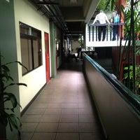 Photo taken at Universidad Galileo by Isaac M. on 3/11/2012