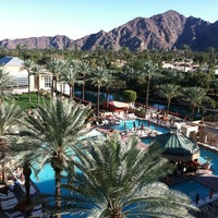 Photo taken at Renaissance Indian Wells Resort & Spa by Farrell J. on 2/17/2012