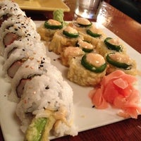 Photo taken at Little Tree Sushi Bar by Elizabeth A. on 7/26/2012