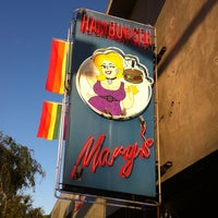 Photo taken at Hamburger Mary's by Roy E. on 6/18/2012