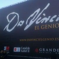 Photo taken at Exposición Da Vinci by Alex B. on 2/20/2012