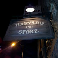 Photo taken at Harvard & Stone by Leon C. on 1/15/2012