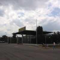 Photo taken at Ferrari Training Centre by Daniel S. on 7/21/2012