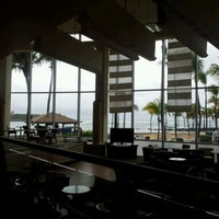 Photo taken at Caribe Hilton Lobby Bar by Manuel K. on 5/2/2012