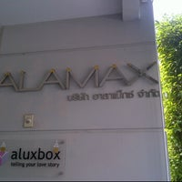 Photo taken at Alamax Company by Ouikub l. on 1/5/2012