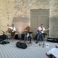 Photo taken at Prairie Street Brewhouse by Rebecca T. on 8/24/2012