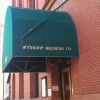 Photo taken at Wynkoop Brewing Co. by Matthew B. on 8/15/2011