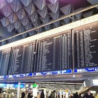 Photo taken at Terminal 1 by Silke H. on 3/21/2012