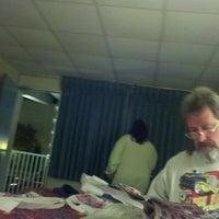 Photo taken at Sahara Motel Ocean Front by Sarah C. on 10/8/2011