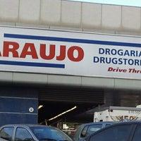 Photo taken at Drogaria Araujo by Ariane S. on 9/5/2012