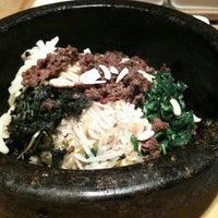 Photo taken at Bibigo by Yoon L. on 3/22/2012