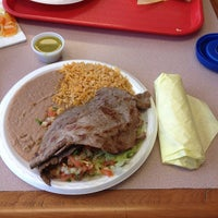 Photo taken at Mezquite Mexican Grill by Cory S. on 5/10/2012
