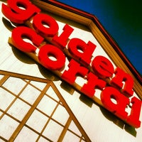 Photo taken at Golden Corral by John C. on 4/5/2012