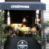 Photo taken at Joséphine by Raquel P. on 10/22/2011