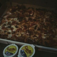 Photo taken at Domino's Pizza by Josie R. on 5/2/2012