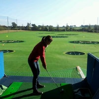 Photo taken at Topgolf Chigwell by Ady L. on 10/22/2011