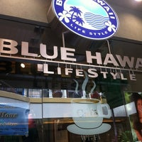 Photo taken at Blue Hawaii Lifestyle by RACHEL YoungW L. on 6/18/2012