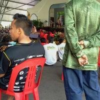 Photo taken at Arena Batu Gajah by Bro R. on 3/25/2012